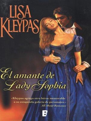 cover image of El amante de Lady Sofía (Serie de Bow Street 2)