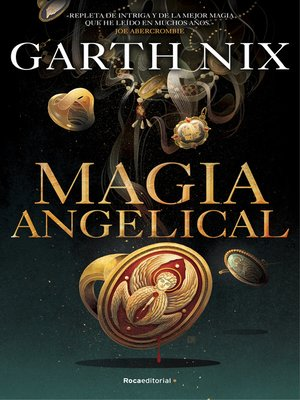 cover image of Magia angelical