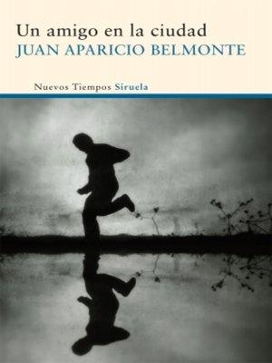 cover image of Un amigo en la ciudad