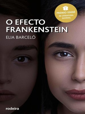 cover image of O efecto Frankenstein