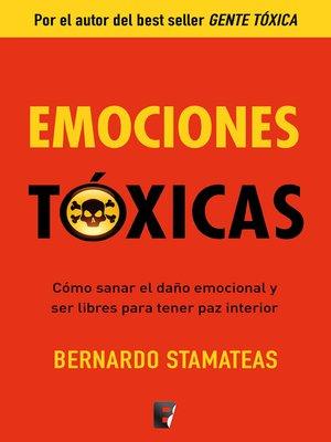 cover image of Emociones tóxicas