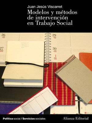 cover image of Modelos y métodos de intervención en Trabajo Social
