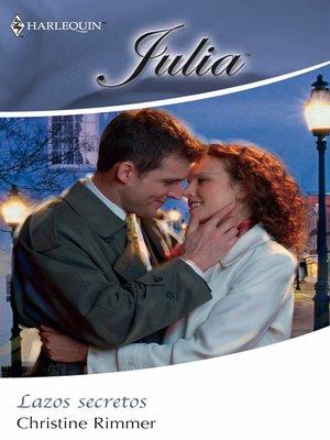 cover image of Lazos secretos