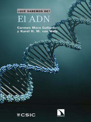 cover image of El ADN