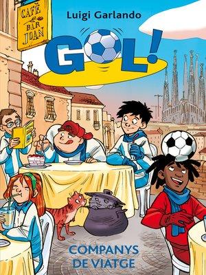 cover image of Companys de viatge