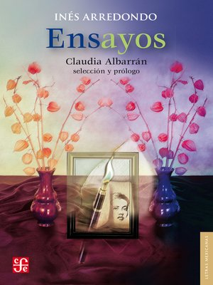 cover image of Ensayos