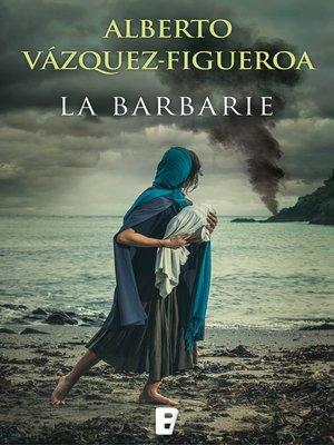 cover image of La barbarie