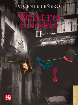 cover image of Teatro completo, 2