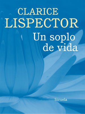 cover image of Un soplo de vida