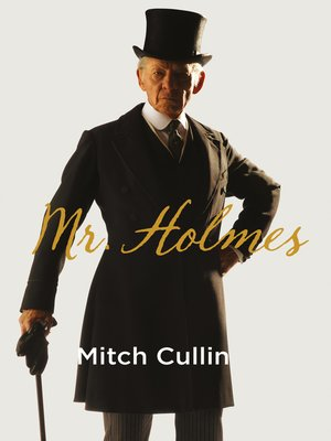 cover image of Mr. Holmes