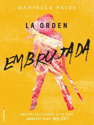 cover image of La orden embrujada
