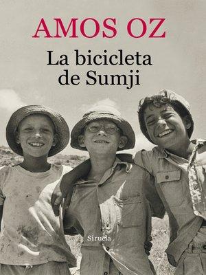 cover image of La bicicleta de Sumji
