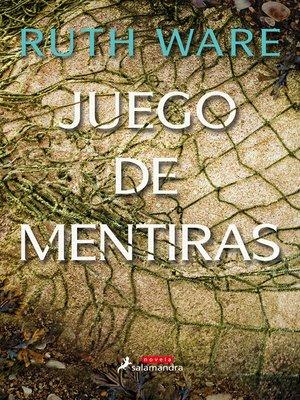 cover image of Juego de mentiras