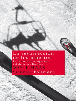 cover image of La resurrección de los muertos