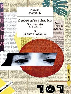 cover image of Laboratori lector