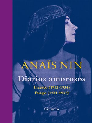 cover image of Diarios amorosos