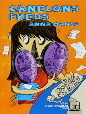 cover image of Canelons freds