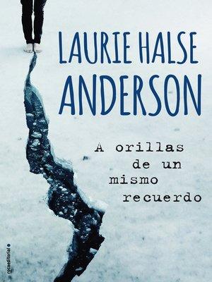 cover image of A orillas de un mismo recuerdo