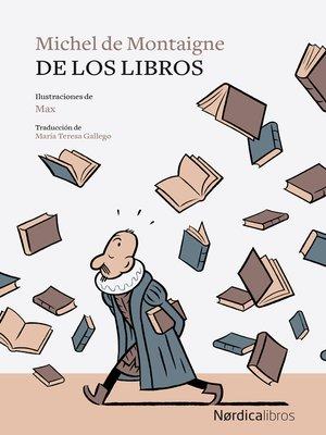 cover image of De los libros
