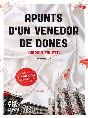 cover image of Apunts d'un venedor de dones