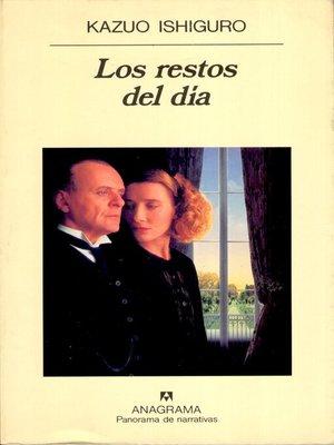 cover image of Los restos del día