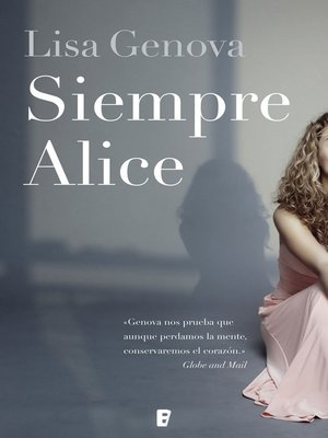cover image of Siempre Alice