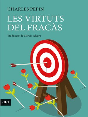 cover image of Les virtuts del fracàs