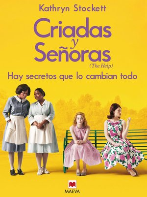 cover image of Criadas y Señoras