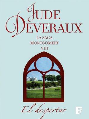 cover image of El despertar (La saga Montgomery 8)