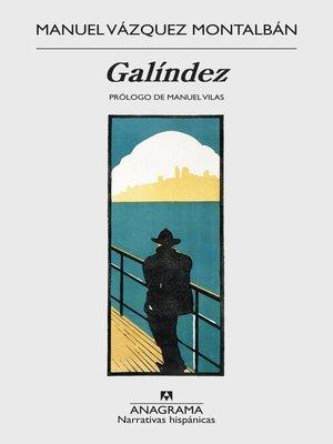 cover image of Galíndez