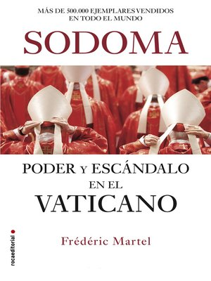 cover image of Sodoma