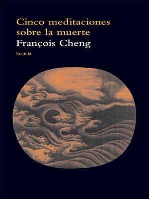 cover image of Cinco meditaciones sobre la muerte
