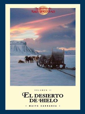 cover image of La guerra de las brujas II