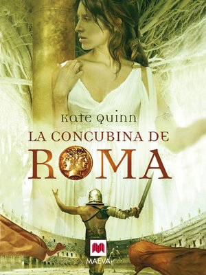 cover image of La concubina de Roma