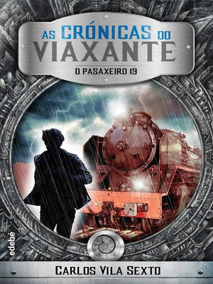 cover image of As crónicas do viaxante