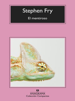 cover image of El mentiroso