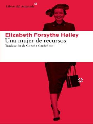 cover image of Una mujer de recursos