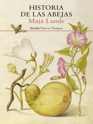 cover image of Historia de las abejas