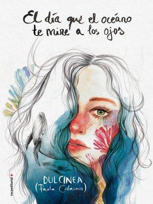 cover image of El día que el océano te mire a los ojos