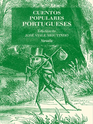 cover image of Cuentos populares portugueses