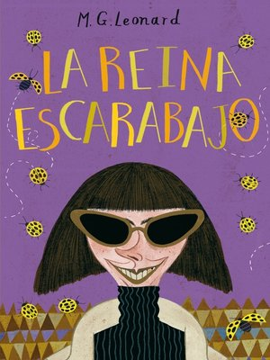 cover image of Reina escarabajo, La