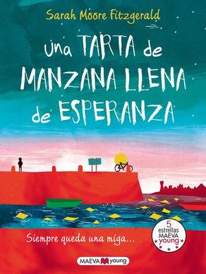 cover image of Una tarta de manzana llena de esperanza