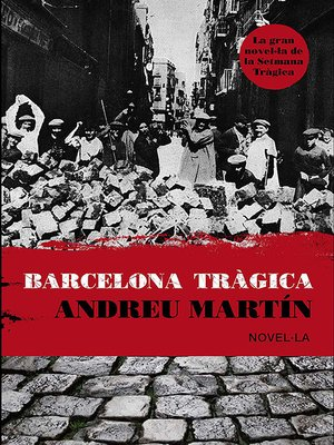 cover image of Barcelona tràgica