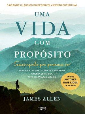cover image of Uma Vida Com Propósito