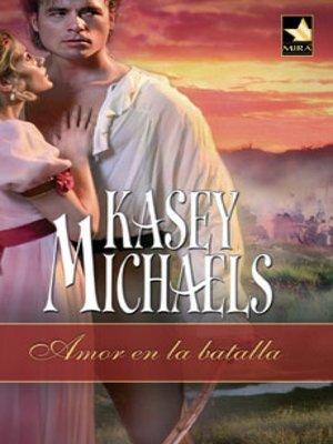 cover image of Amor en la batalla