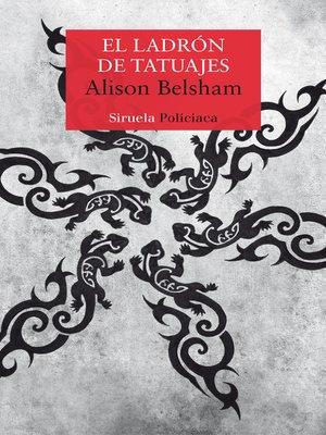 cover image of El ladrón de tatuajes