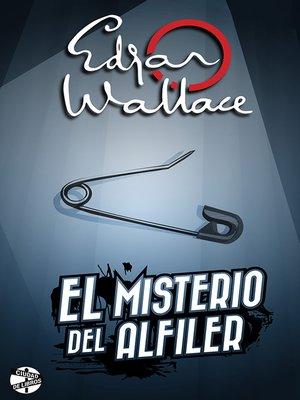cover image of El misterio del alfiler