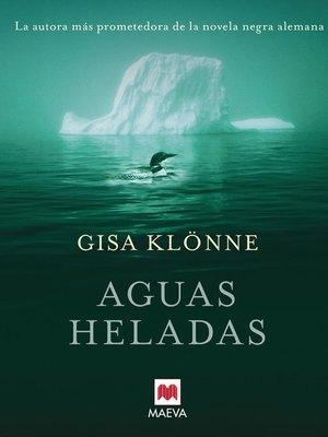 cover image of Aguas heladas