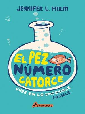 cover image of El pez número 14
