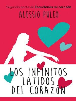 cover image of Los infinitos latidos del corazón